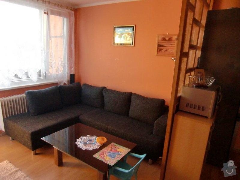 Rekonstrukce kuchyně + obývacího pokoje: CIMG2027