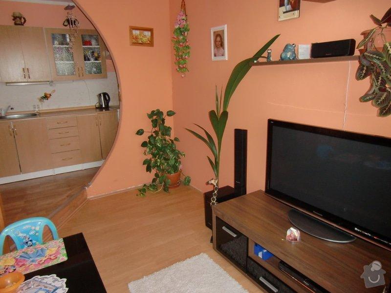 Rekonstrukce kuchyně + obývacího pokoje: CIMG2028