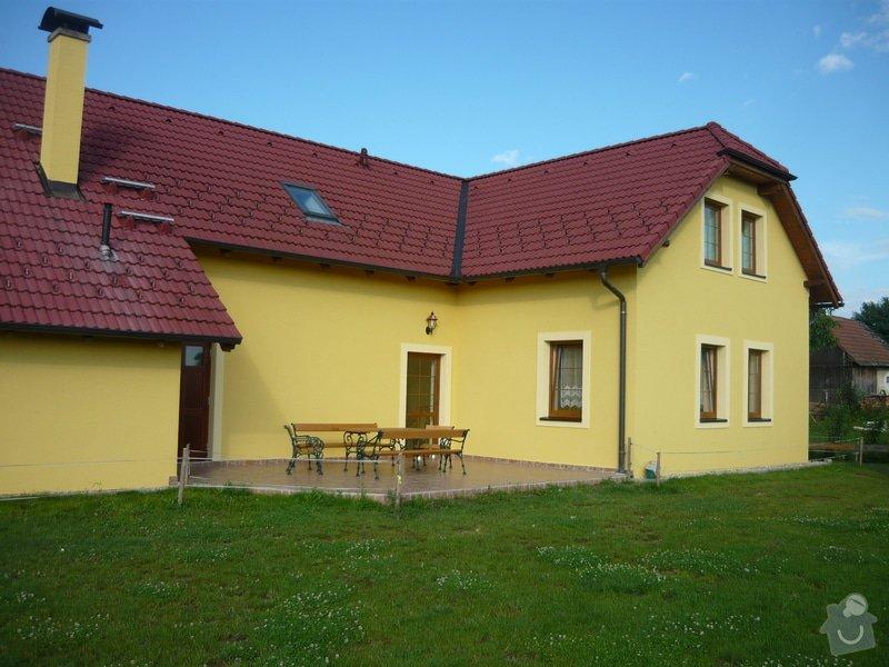 Fasáda rodinného domu: Dovolena_2009_323