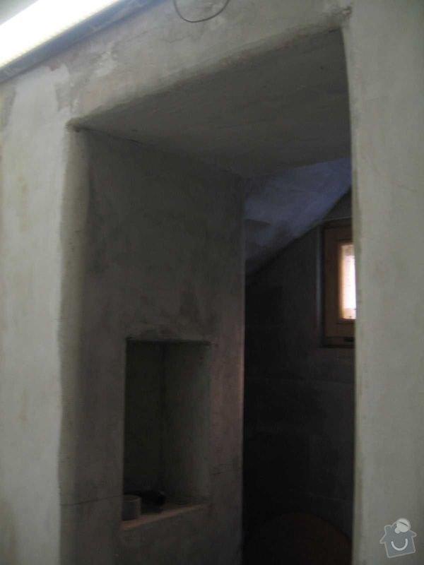 Rekonstrukce domu: pruchod_nosnou_zdi