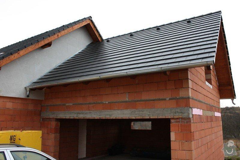 Výstavba střechy rodinného domu - novostavba: IMG_4656