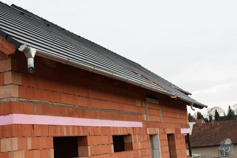 Výstavba střechy rodinného domu - novostavba: IMG_4657