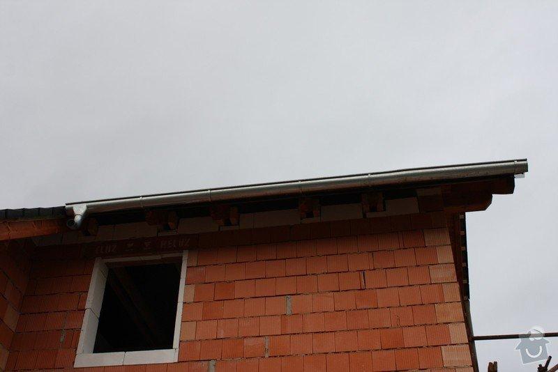 Výstavba střechy rodinného domu - novostavba: IMG_4658