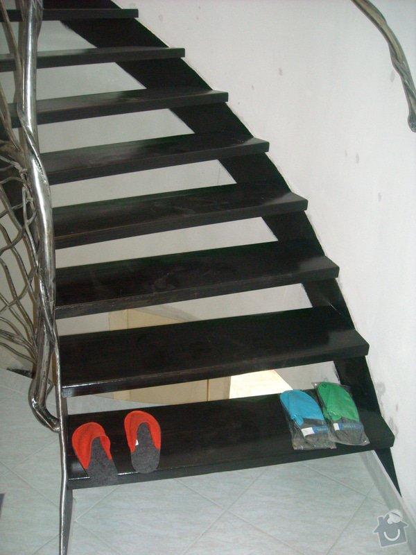 Příprava schodnic na míru včetně montáže: snimek_001