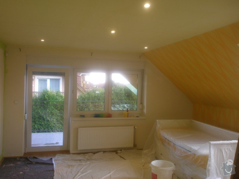 Malování celého domu duluxem: P1010195