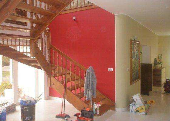 Malování celého domu duluxem