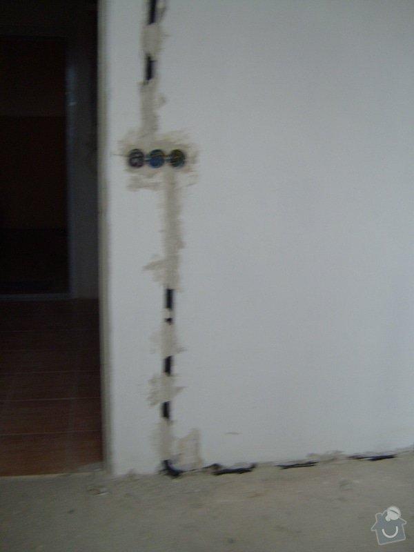 Pokládka podlahy Thermofix, cca 21 m2: Byt_Repy_2011_0112_57_