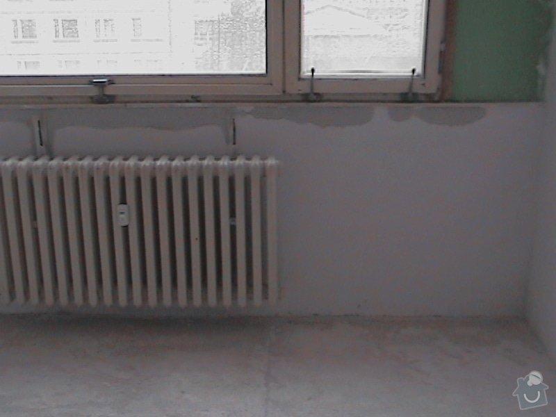 Pokládka podlahy Thermofix, cca 21 m2: 2010_0807_Nehoda_4_