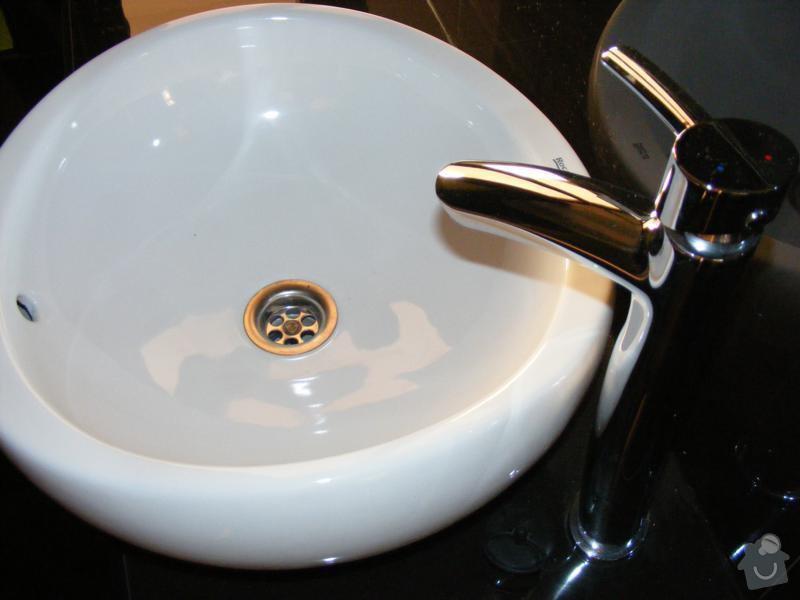 Rekonstrukce koupelny v luxusní koupelnu. Instalatérské práce.: reference-komplexni-sluzby-poloch-4