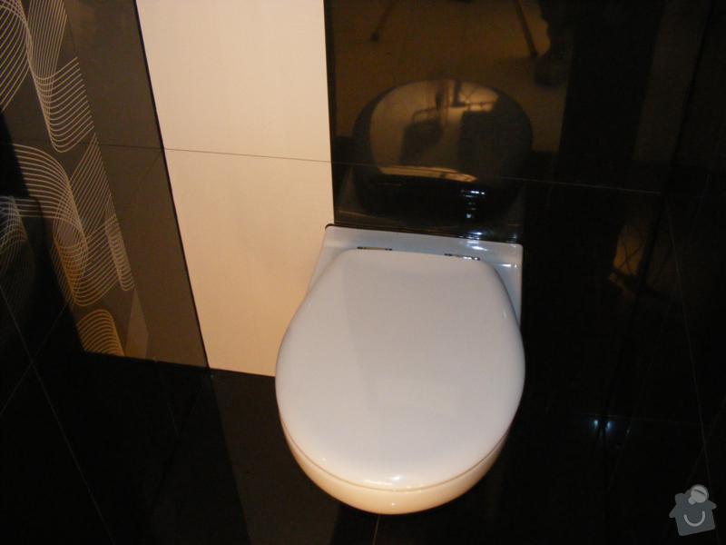 Rekonstrukce koupelny v luxusní koupelnu. Instalatérské práce.: reference-komplexni-sluzby-poloch-6