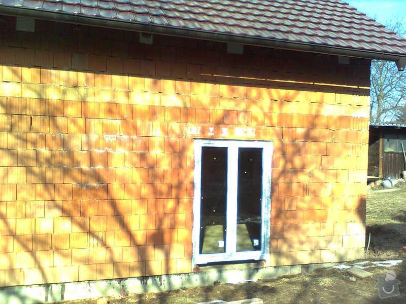 Zateplení fasády : Okna