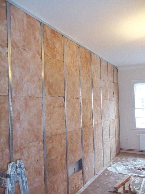 Odhlučnění stěny: 104_1092