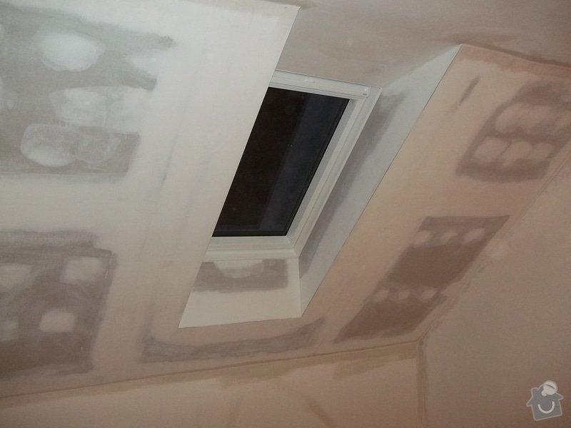 Oprava šikminy a výměna střešního okna: 104_1087