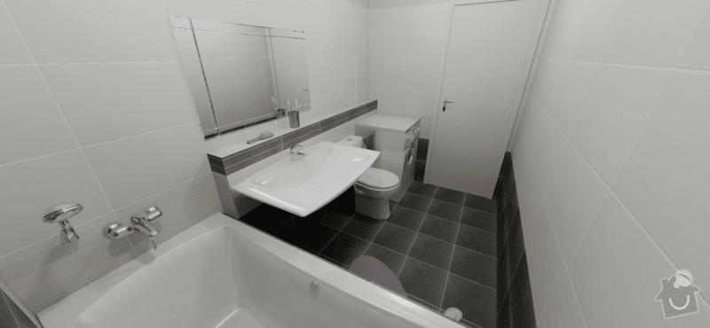 Rekonstrukce koupelny cca 5m2: koupelna_vizualizace_2