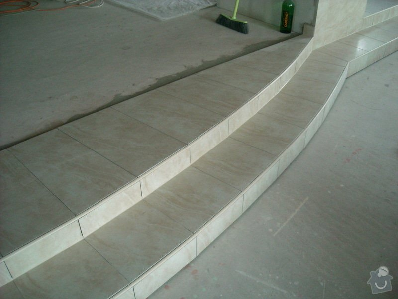 Položení dlažby - schod: snimek_004