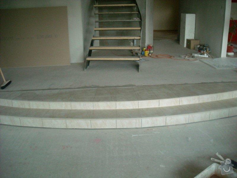 Položení dlažby - schod: snimek_013