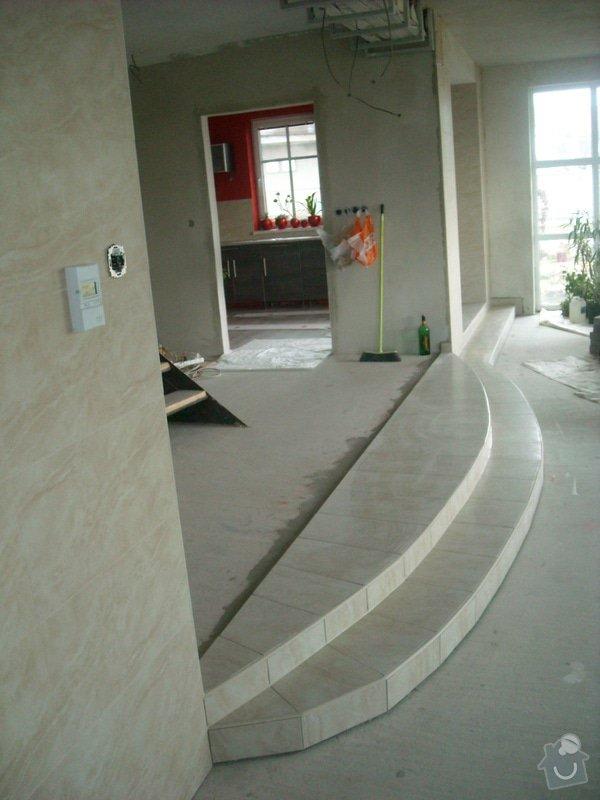Položení dlažby - schod: snimek_007