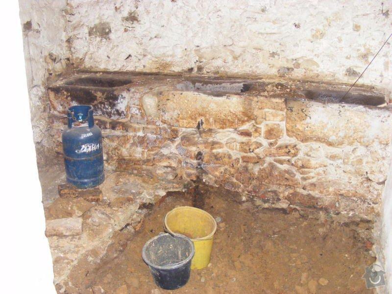 Výstavba koupelny: DSCF7634