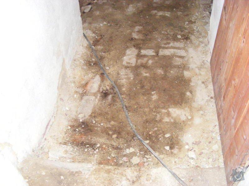 Výstavba koupelny: DSCF7681