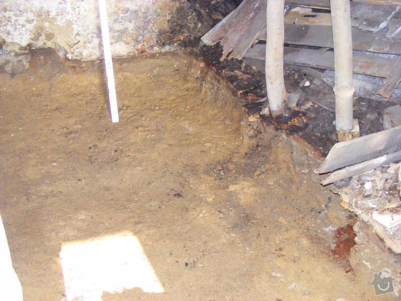 Výstavba koupelny: DSCF7697