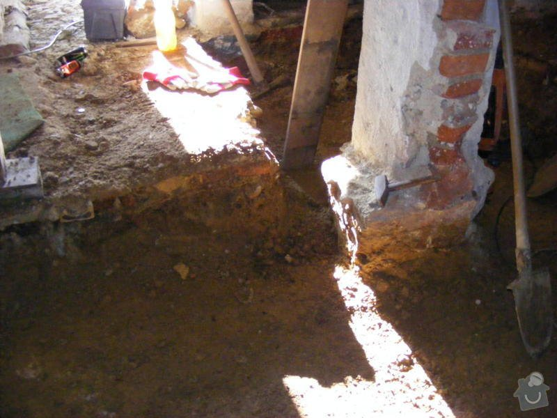 Výstavba koupelny: DSCF7701