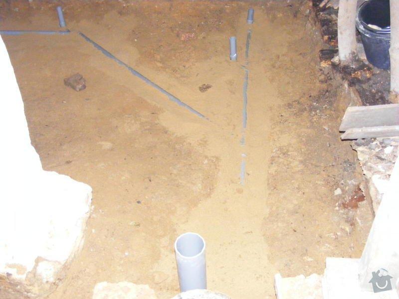 Výstavba koupelny: DSCF7708