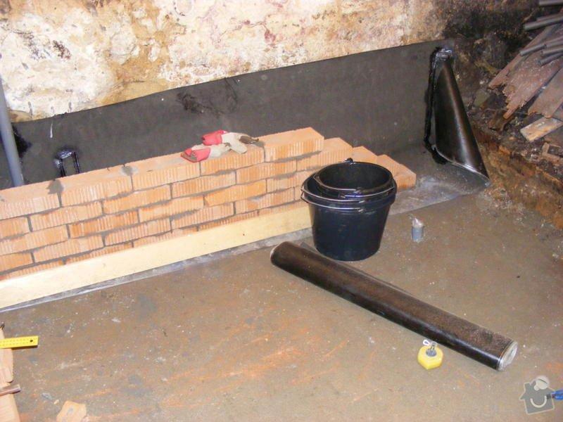 Výstavba koupelny: DSCF7729