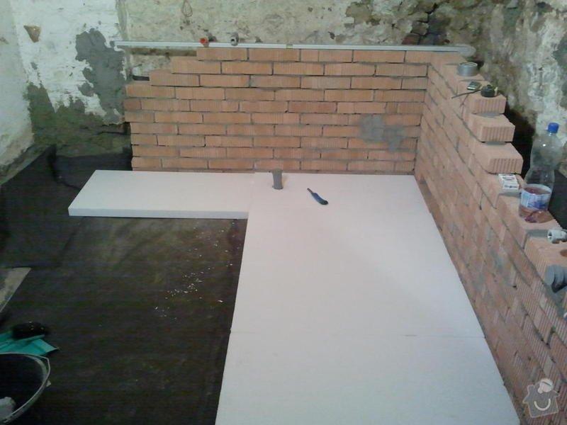 Výstavba koupelny: 2011-11-1400.08.05