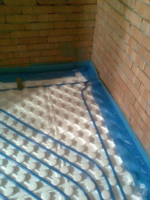 Výstavba koupelny: Obraz043