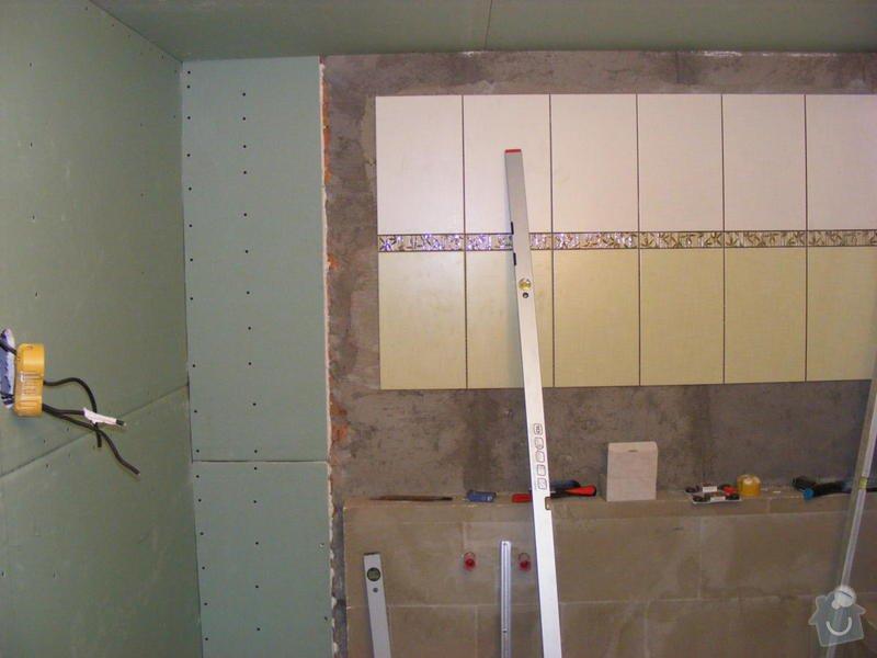 Výstavba koupelny: DSCF7947