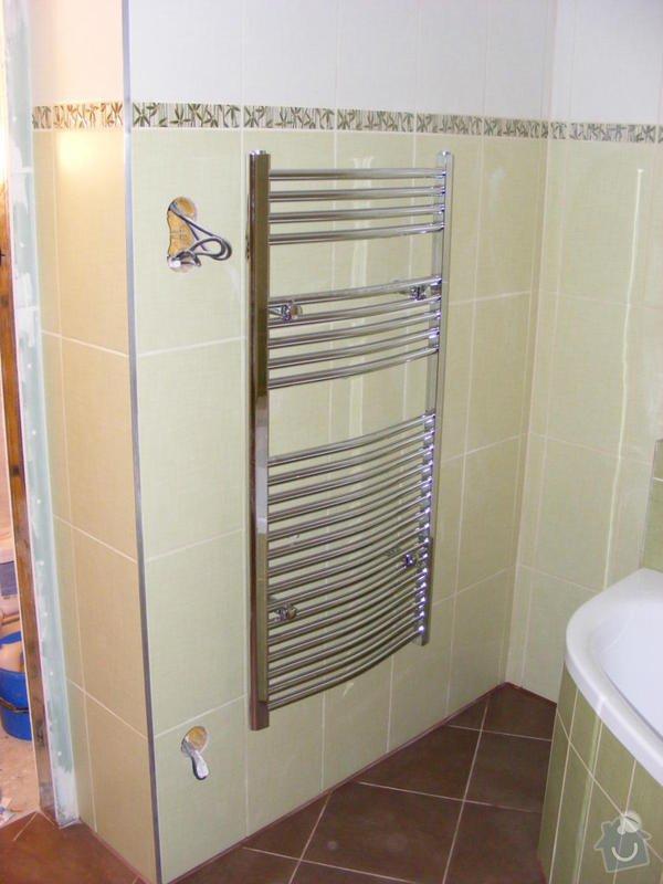 Výstavba koupelny: DSCF7986