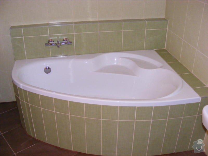 Výstavba koupelny: DSCF7984