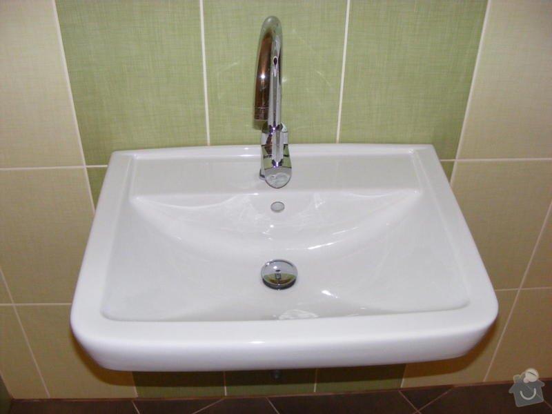 Výstavba koupelny: DSCF8002
