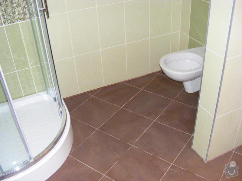 Výstavba koupelny: DSCF7991