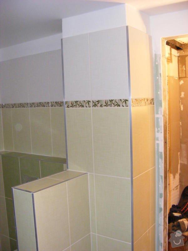 Výstavba koupelny: DSCF7989