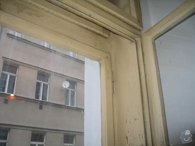 Dřevěná okna kastlová + klasická: Okno1_2_detail2