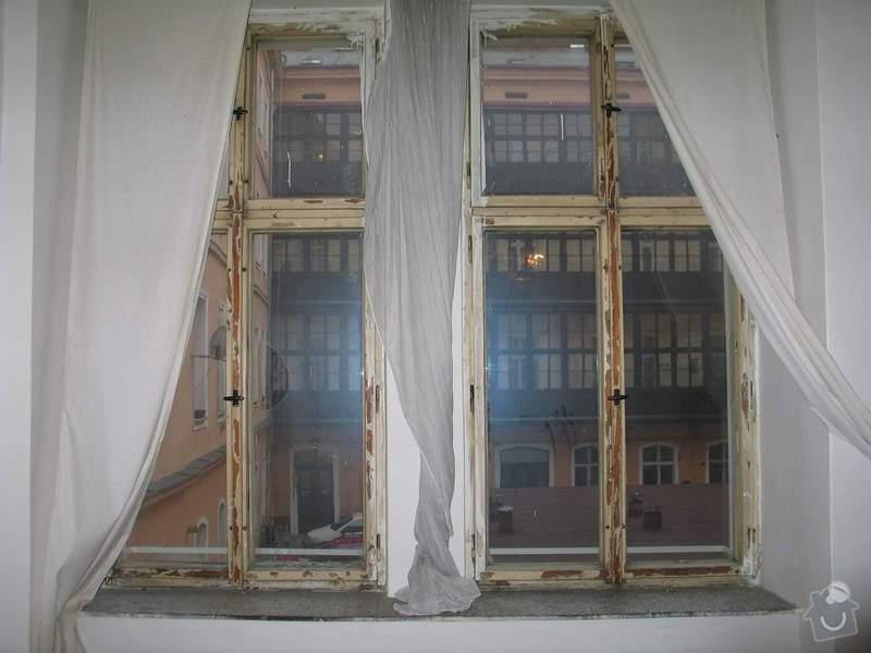 Dřevěná okna kastlová + klasická: Okna3