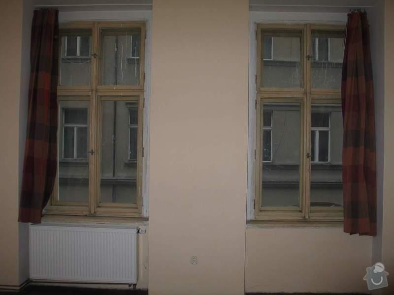 Dřevěná okna kastlová + klasická: Okna2