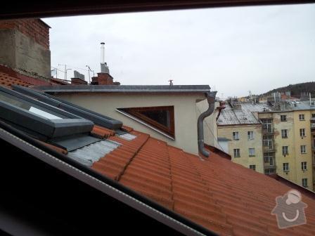 Výměna/rozšíření střešních oken: Stresni_balkon_misto_oken