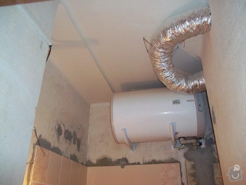 Zateplené stropy a odhlučněné předstěny: 104_1102