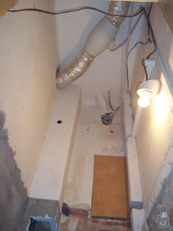 Zateplené stropy a odhlučněné předstěny: 104_1103