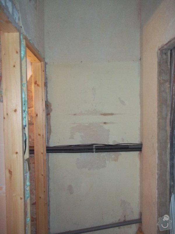 Zateplené stropy a odhlučněné předstěny: 104_1105