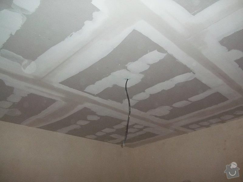 Zateplené stropy a odhlučněné předstěny: 104_1111