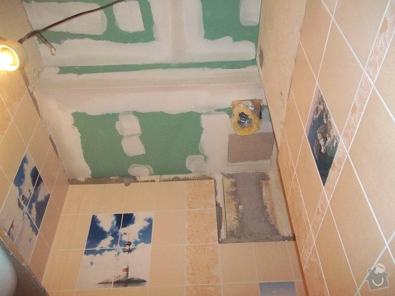 Zateplené stropy a odhlučněné předstěny: 104_1114