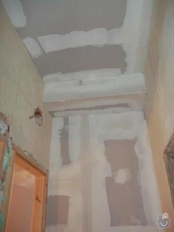Zateplené stropy a odhlučněné předstěny: 104_1116
