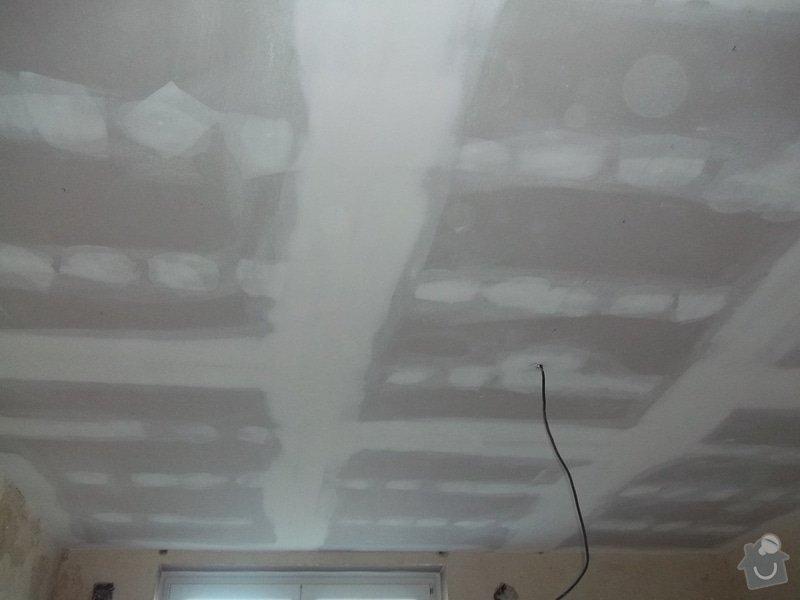 Zateplené stropy a odhlučněné předstěny: 104_1118
