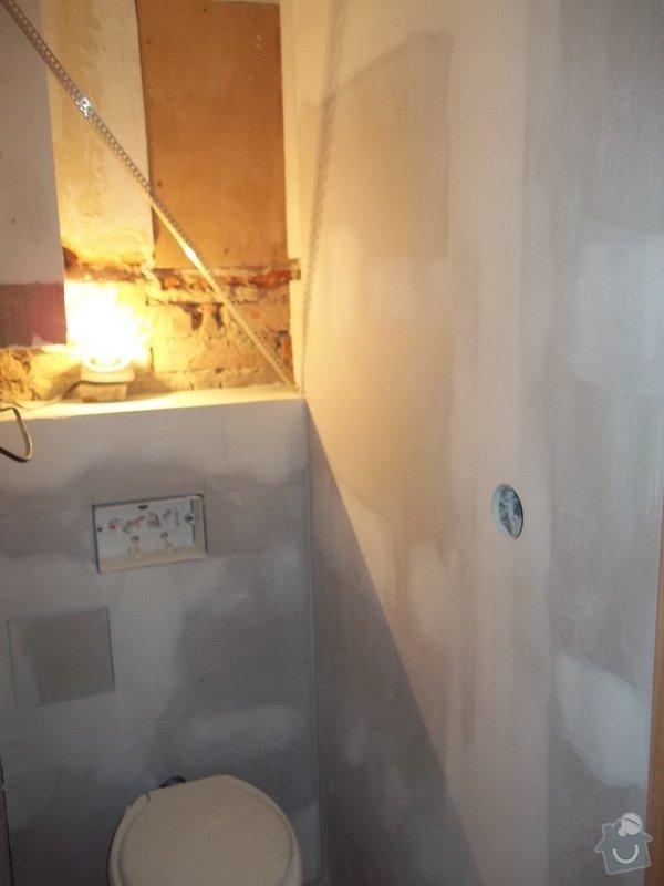 Zateplené stropy a odhlučněné předstěny: 104_1120