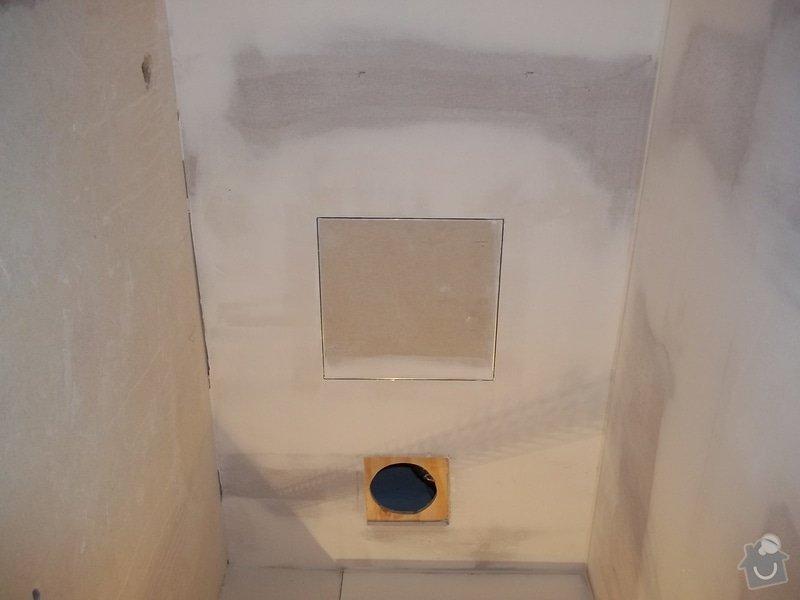 Zateplené stropy a odhlučněné předstěny: 104_1121