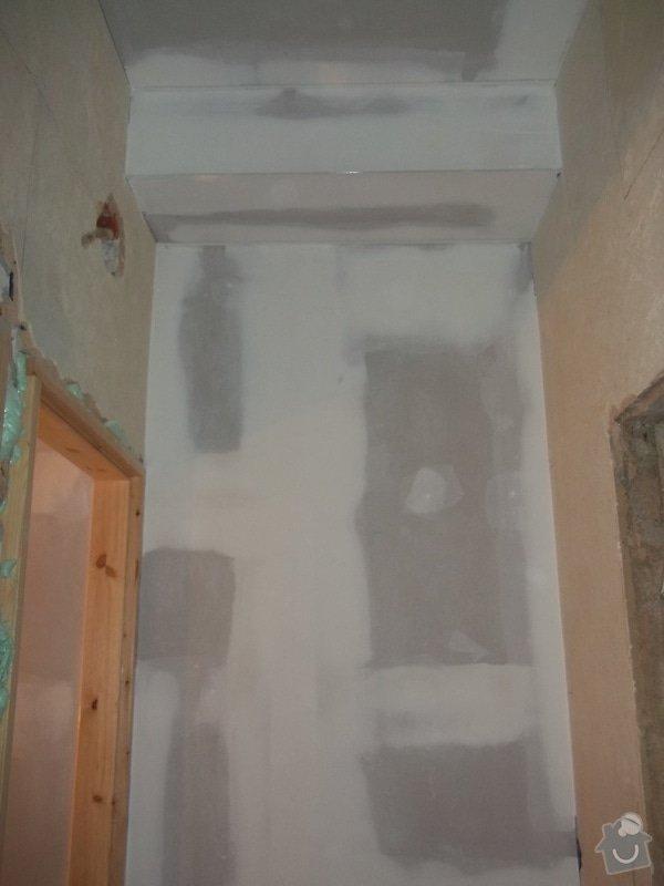 Zateplené stropy a odhlučněné předstěny: 104_1122