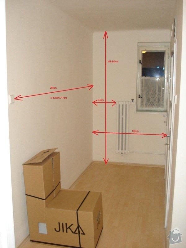 Šatní skříně: DSC00590